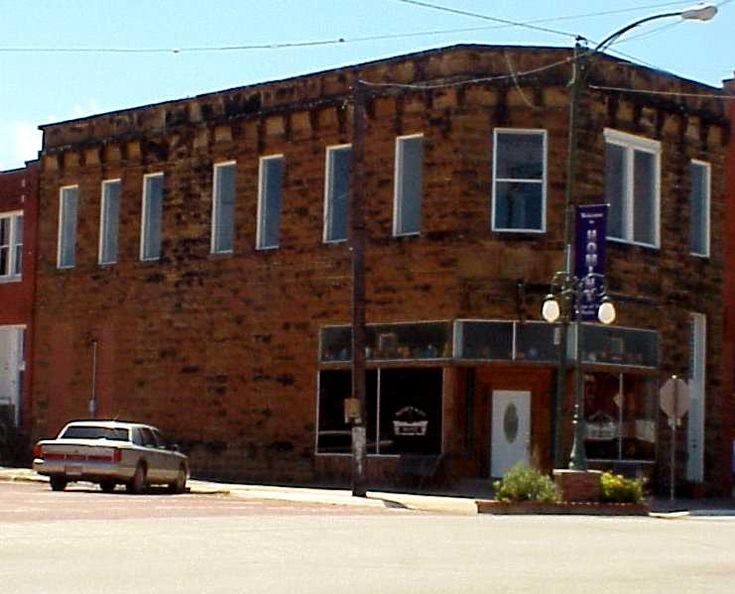 Bank of hominy in osage county oklahoma with images