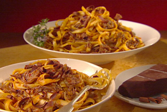 Short Ribs with Tagliatelle - Already made this recipe and it's a household favorite! Perfect comfort food in the winter.