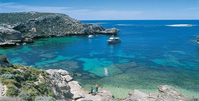 Rottnest Island off Fremantle, Australia