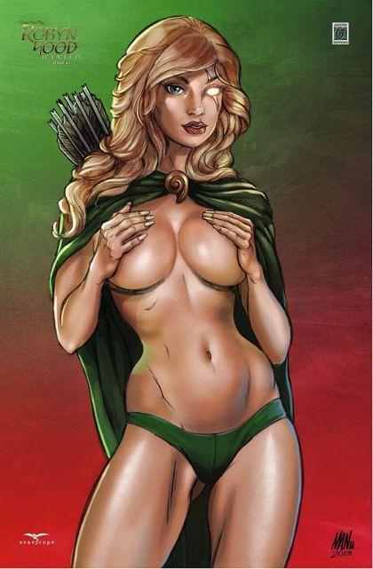 Fairy Tale Nude 4