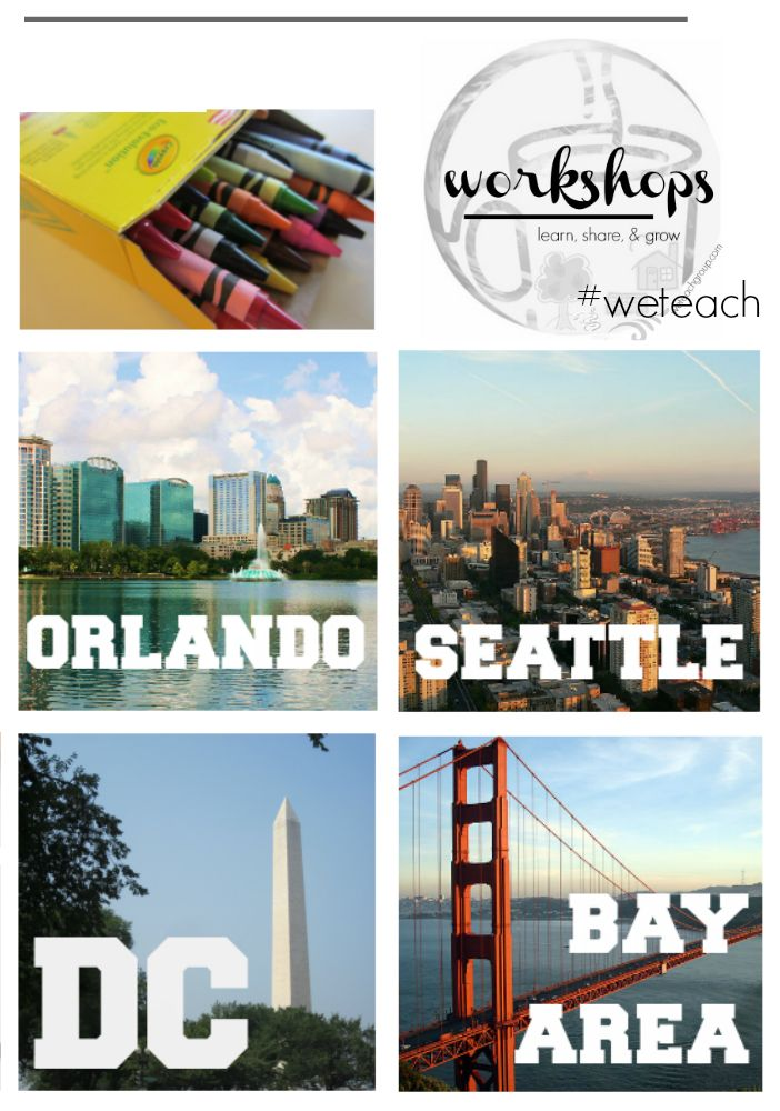 #weteach local workshops: parents & teachers in orlando, dc, seattle, & silicon valley: Teacher