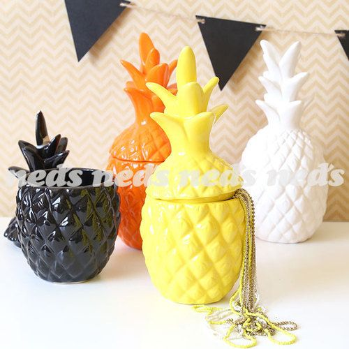 Pineapple Jar 25cm