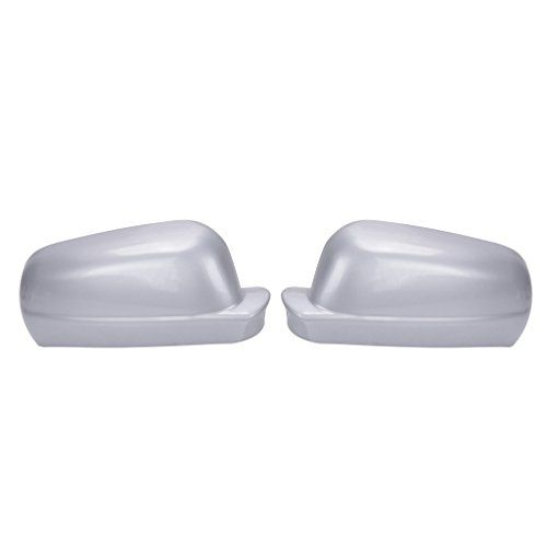 Espear Silver left & right side Door Mirror Cover Caps for VW Golf MK4 Jetta Passat 1998 1999 2000 2001 2002 2003 2004  Position place:left & right Side.  Material:Made of durable high quality ABS plastic with Silver.  Color: Silver, direct replacement with no modification needed.  Installation Instruction Are Not Provided.  Note: Please check and confirm this things fits yours before buying.