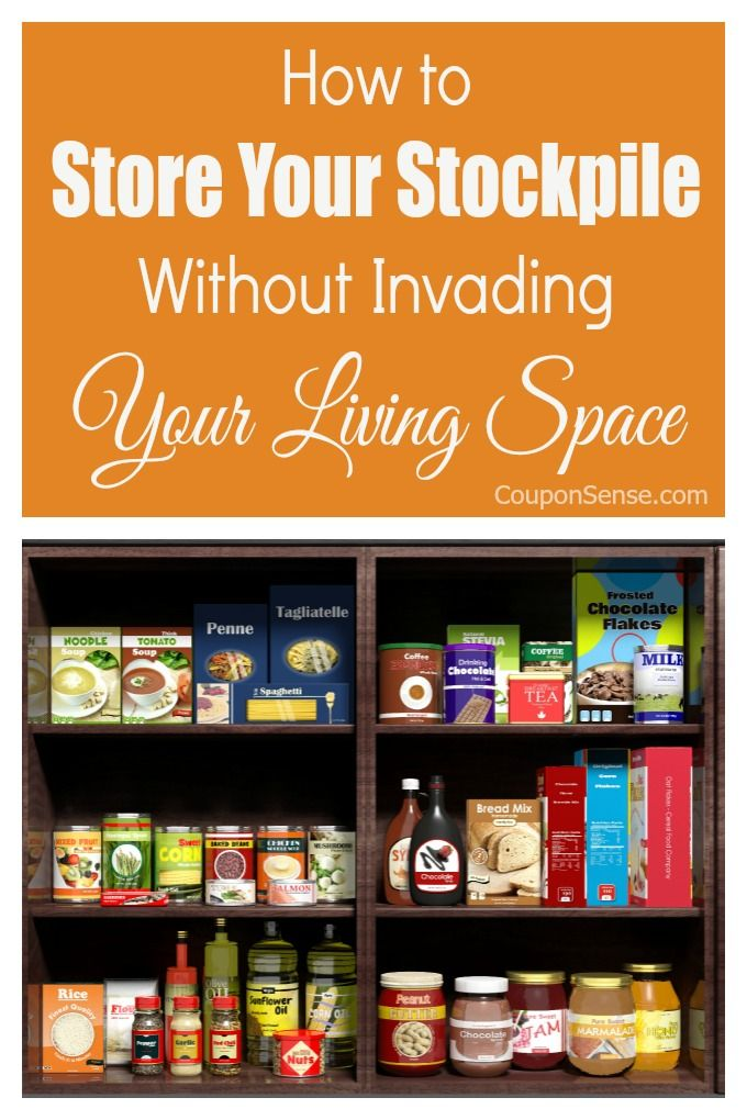 11 Best Images About Storing Your Stockpile On Pinterest