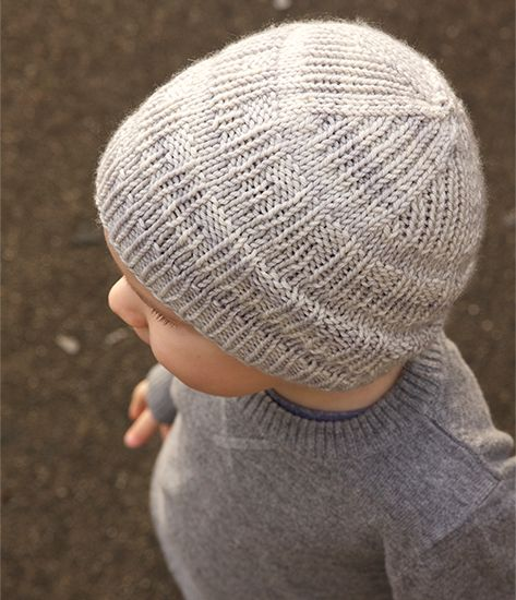 Tall Dark & Handsome by Tin Can Knits