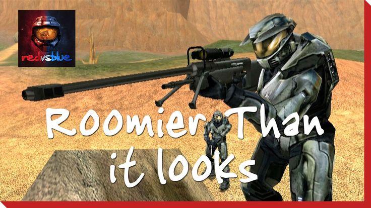 Roomier Than it Looks – Episode 14 – Red vs. Blue Season 1