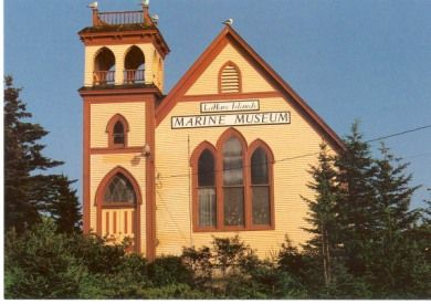 Lahave Islands Marine Museum