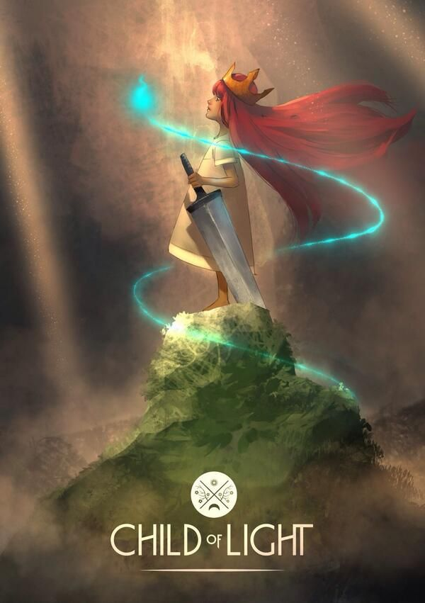 Child of Light: an amazing RPG with a creative twist and many female characters Really want to play this game :)