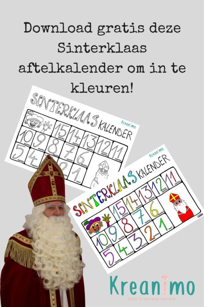 De speelgoedboekjes komen in de brievenbus, de rekken in de winkel worden gevuld! Straks is het weer tijd om af te tellen.... http://blog.kreanimo.com/sinterklaas-aftelkalender-print-snel-af/