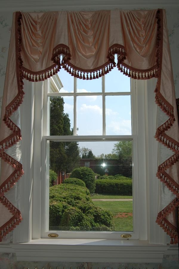 17 Best Images About Drapes Curtains Swags Pelmets Valances Etc On Pinterest Window