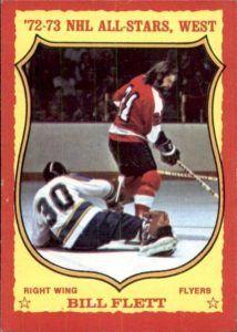 Bill Flett: National Hockey League's Calf Roping Cowboy