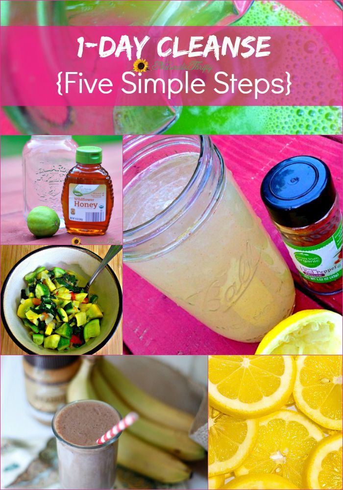 How to Do a 1-Day Cleanse in Five Simple Steps - You don't need an expensive product or even a complicated process to complete a simple cleanse. Whether you just got done with a crazy weekend, are feeling bloated, or had a little too much of that pizza the other night, there are tons of reasons why you might want to do a simple detox for a day. It's a great way to flush out some toxins and give the body a nice reboot.