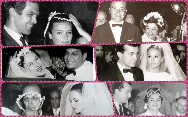 Ιστορίες από τους γάμους ηθοποιών του παλιού Ελληνικού κινηματογράφου (βίντεο)