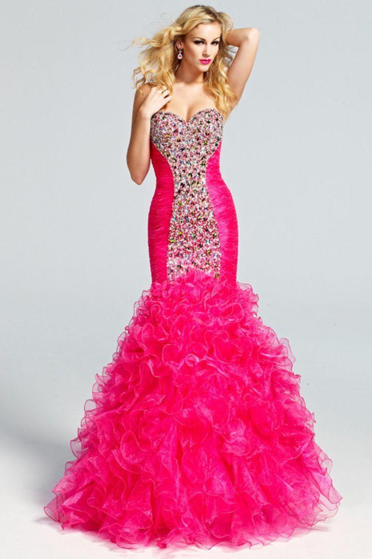 17 Best images about Sparkle Prom Dresses on Pinterest | Blush ...