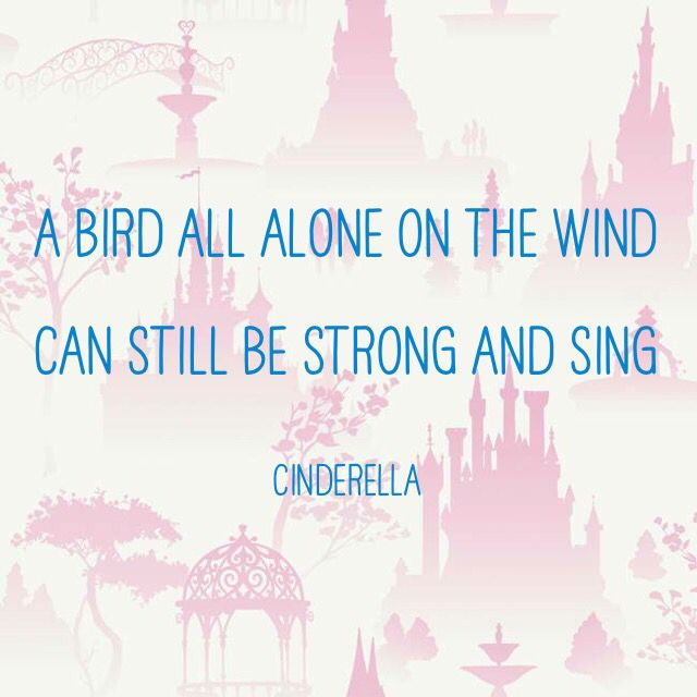 Cinderella Lyrics