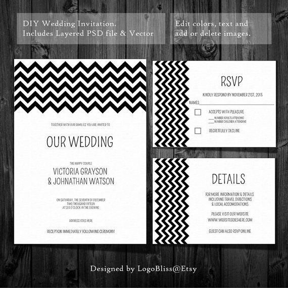 12 best Wedding Invitations images on Pinterest Wedding - best of wedding invitation design download