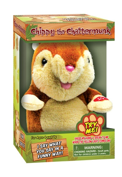 Chippy the Chattermunk switch adapted