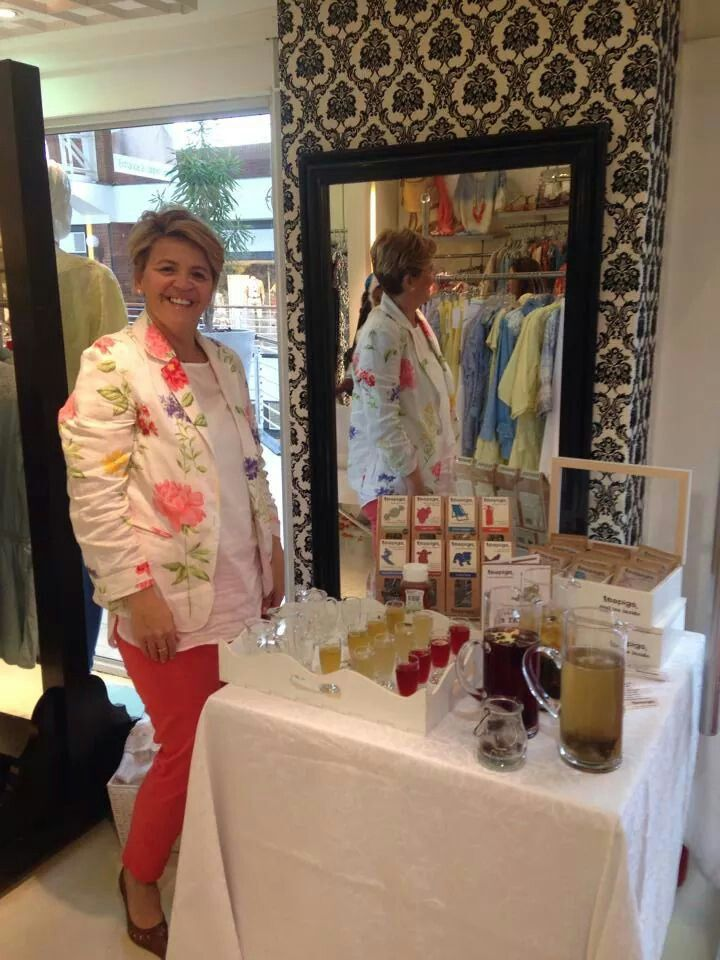We adored having Teapigs Africa at the #niccisummerCT launch