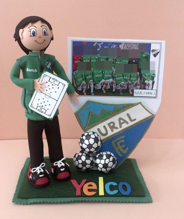 FOFUCHAS - Milucho entrenador de fútbol