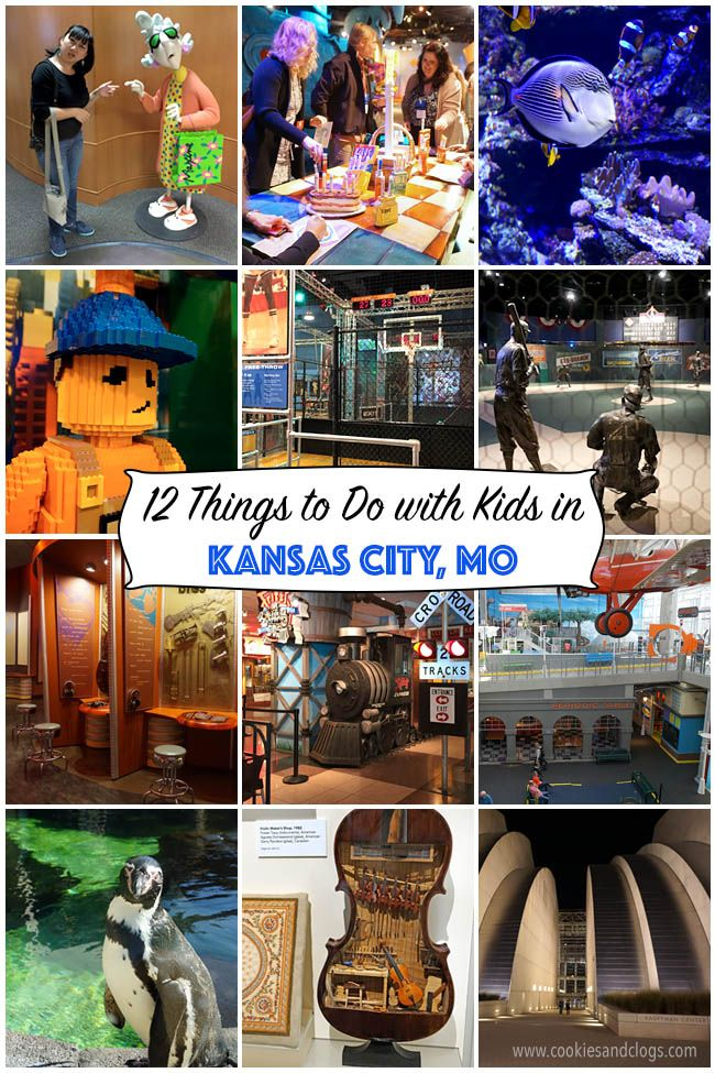 Travel | Missouri | I had no idea Kansas City, MO was such a great place to take your family on vacation. Here are 12 things to do with kids that we were able to same during our last trip.