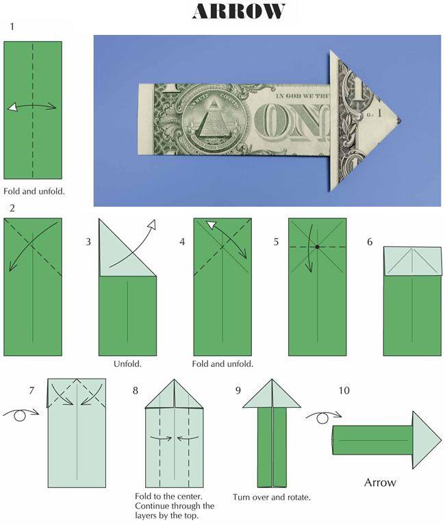 Dollar Bill Origami Dover Papercraft John