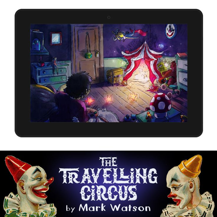 🎪 The Travelling Circus 🎪  On #kindle and... #FREE with #kindleunlimited #KU  Grab your copy HERE...  http://amzn.to/2ecY2rn