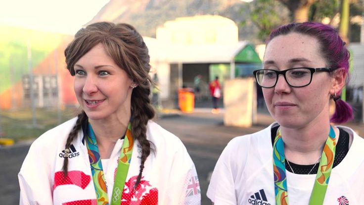 Katie Archibald & Joanna Rowsell-Shand Interview On Winning Gold In Team...
