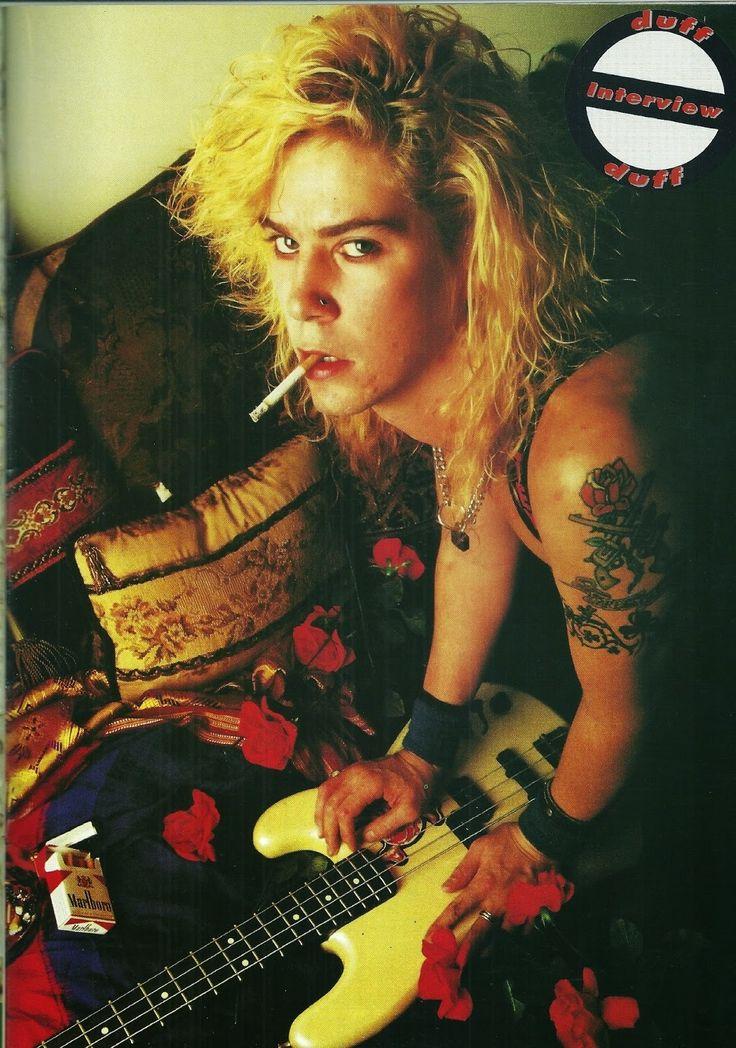 Duff McKagan                                                                                                                                                     More