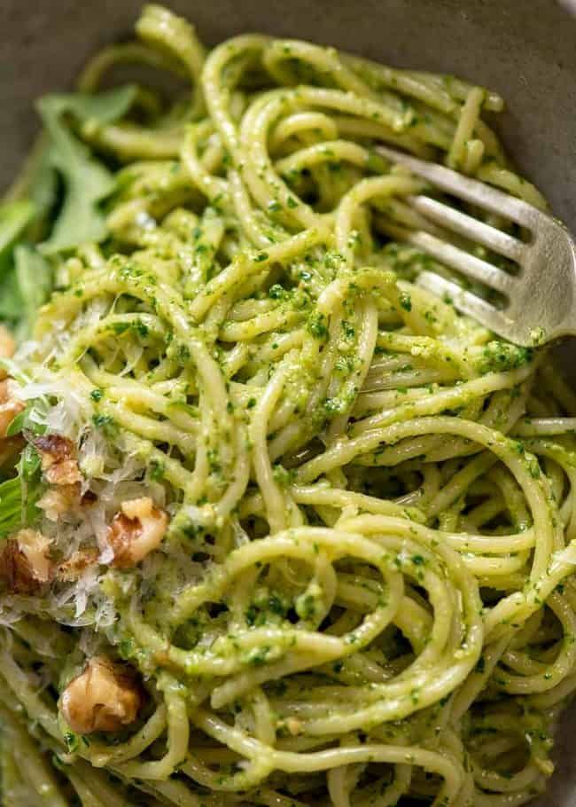 Juicy Pesto Pasta Recipe Pesto Pasta Recipes Pasta With