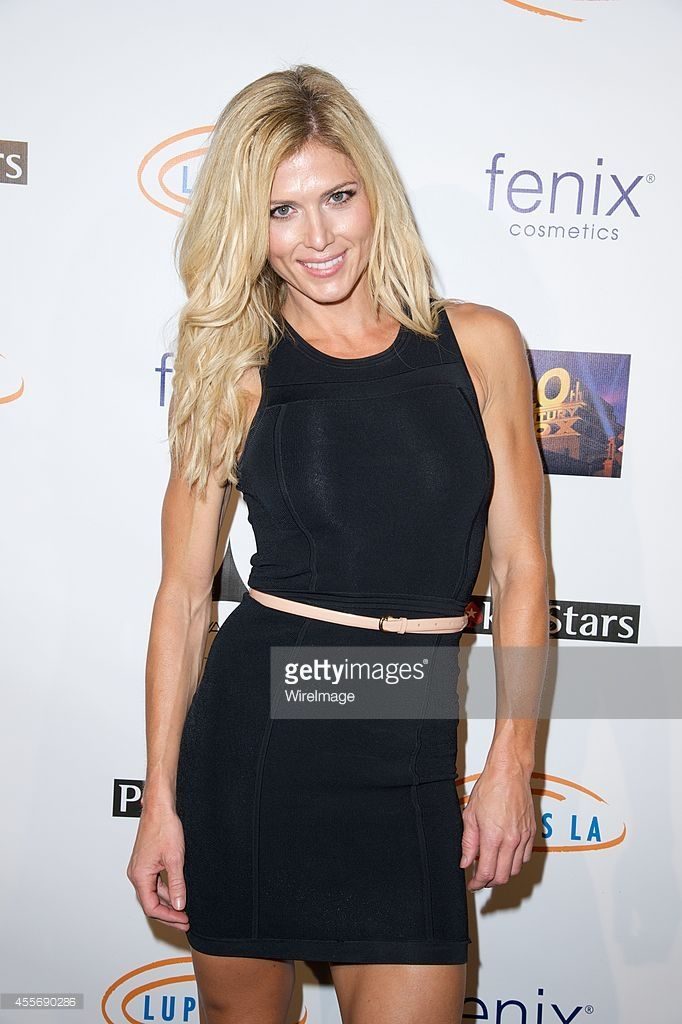 Model/Actress Torrie WIlson attends 'Get Lucky For Lupus LA!' Celebrity Poker Tournament at Avalon on September 18, 2014 in Hollywood, California.