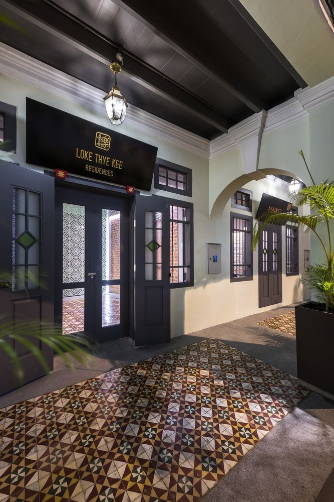 Loke Thye Kee Residences,© CI&A Photography