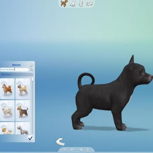 First Look at the Genetics Feature for The Sims 4 Cats & Dogs - Sims Community