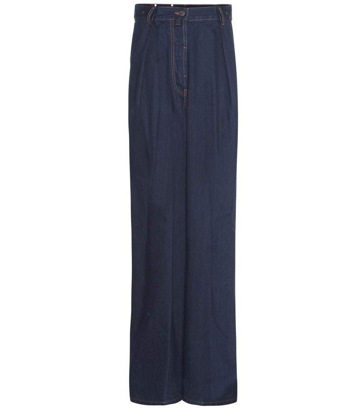 mytheresa.com - Jeans a gamba larga - Luxury Fashion for Women / Designer clothing, shoes, bags
