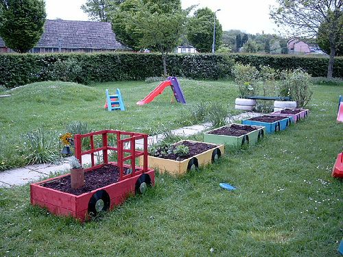 Penn Yan Community Garden: Inspiring Garden Ideas for Kids