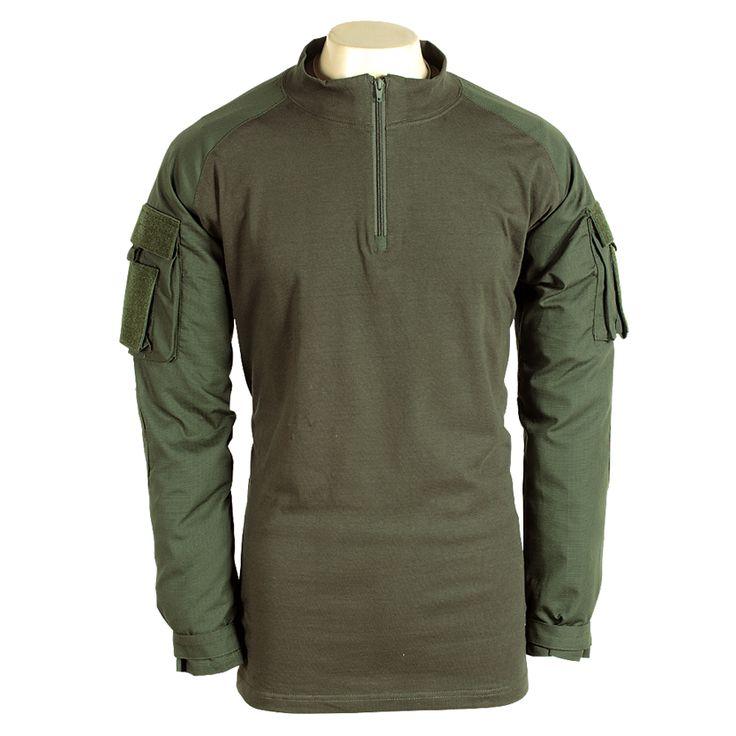 Voodoo Tactical Combat Shirt with 1/4 Zip