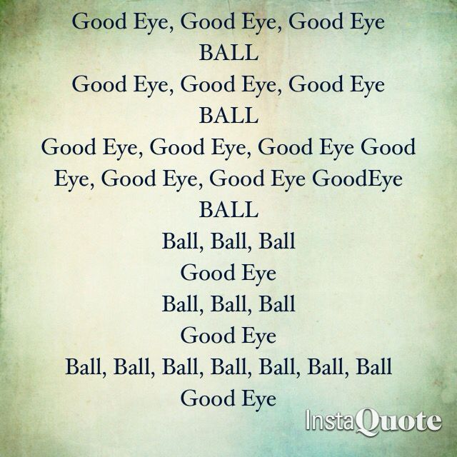 SoftBall Cheers Used When A Pitch Pitches A High Or Low Ball