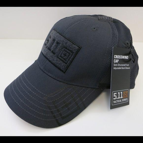5.11 Tactical Crosswind Cap Brand New Authentic 5.11 Tactical Crosswind Cap 5.11 Tactical Accessories Hats
