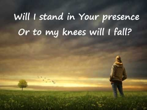 I Can Only Imagine - Mercy Me (with lyrics) my favorite version is by Kathryn Scott. This is tops in Christian music, worship. Truly beautiful inspiring words!