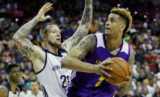 Can Zach Auguste Make the Lakers� Roster?