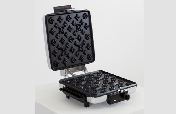 Louis Vuitton Waffle MakerLouisvuitton, Louis Vuitton, Waffles Maker, Food, Andrew Lewicki, Vuitton Waffles, Things, Waffles Iron, Products