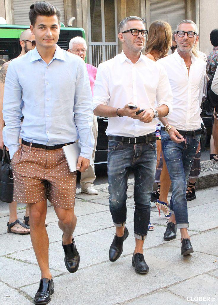 Dan & Dean style #Dsquared2
