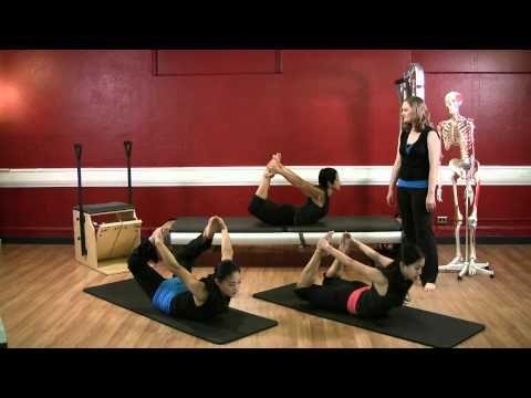 Upside-Down Pilates - Advanced Level Abdominal - Lesson 46 - Full 30 Minute Pilat