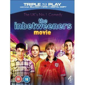 The Inbetweeners Movie Triple Play Blu-ray DVD Big-screen spin-off of the Channel 4 sitcom following the life of socially awkward suburban teenager Will (Simon Bird) and three of his friends. The film follows 18-year-old Will and his schoolmates N http://www.MightGet.com/january-2017-12/the-inbetweeners-movie-triple-play-blu-ray-dvd.asp