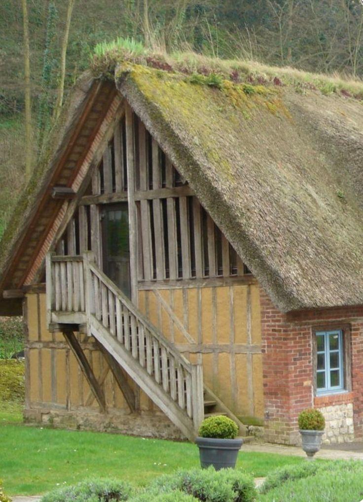 Les 67 meilleures images du tableau cottage normand for Pinterest maison de campagne