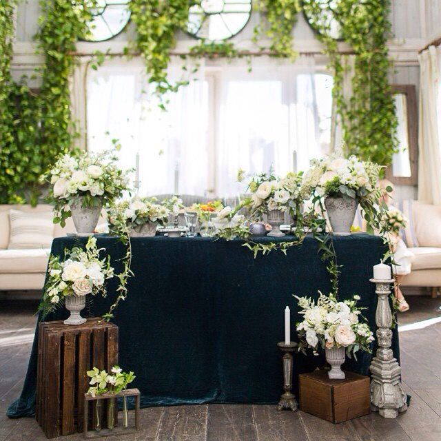 87 Best Images About Bride Amp Groom Table Set Up On