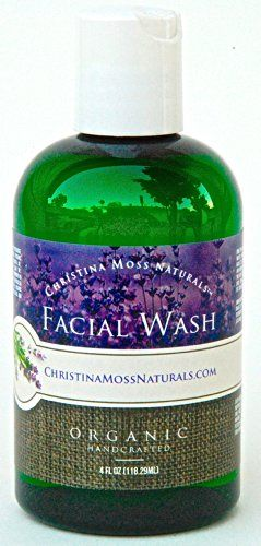 Facial Wash - Organic & 100% Natural Ingredients - Best Facial Cleanser for your Face & Skin - Anti-Blemish - Skin Clearing - For Men & Women - No Sulfates - No SLS, No SLES, No Parabens, No PG or PG Derivatives, No Harmful Chemicals (like fragrance or preservatives) - Every Bottle Made by Hand - Satisfaction GUARANTEED - Cruelty Free - No Animal Testing Christina Moss Naturals http://www.amazon.com/dp/B00FZESMKG/ref=cm_sw_r_pi_dp_sPlVtb0JQPCYN59Q