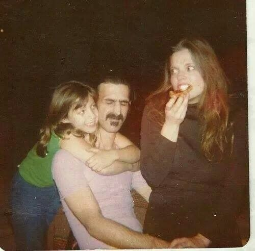 pictures of frank and gail zappa | Frank Zappa , Moon Zappa , Gail Zappa , The Mothers of Invention