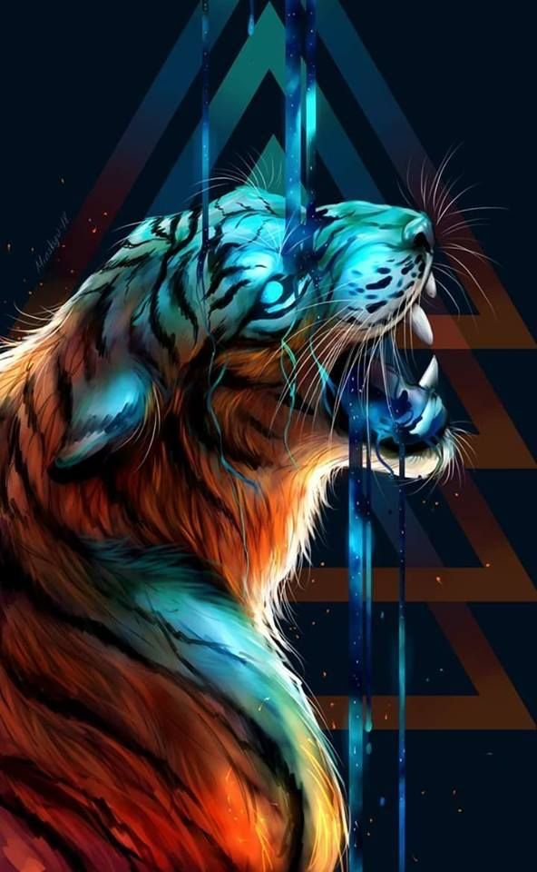 Blue Tiger Wallpaper Tiger Images Blue Tigers Tiger Wallpaper