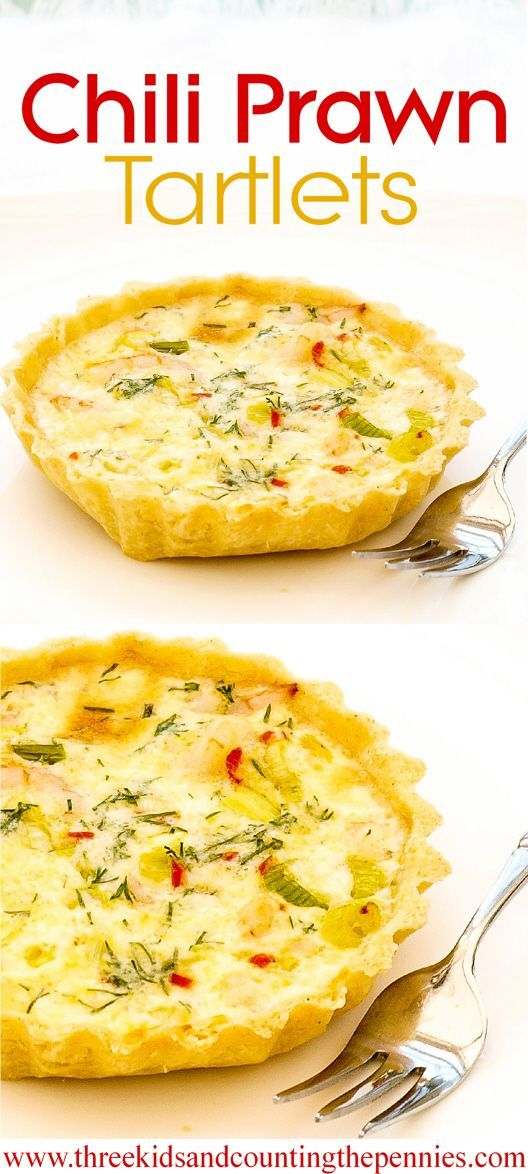 These Little Tarts Would Make A Great Starter For A Dinner Party, Or A  Delicious
