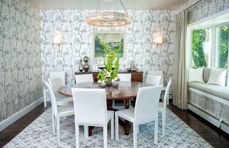 Best 25 Powder Room Lighting Ideas On Pinterest: 25+ Best Ideas About Powder Room Wallpaper On Pinterest